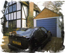 A Mayfair garage adds value to your property